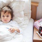 Сколько дней при вирусе может держаться высокая температура у ребенка