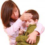 Температура 39 5 у ребенка без симптомов у годовалого ребенка