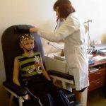 Рэг сосудов головного мозга расшифровка у детей
