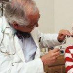 Сколько дней держится температура при герпесе в горле у ребенка